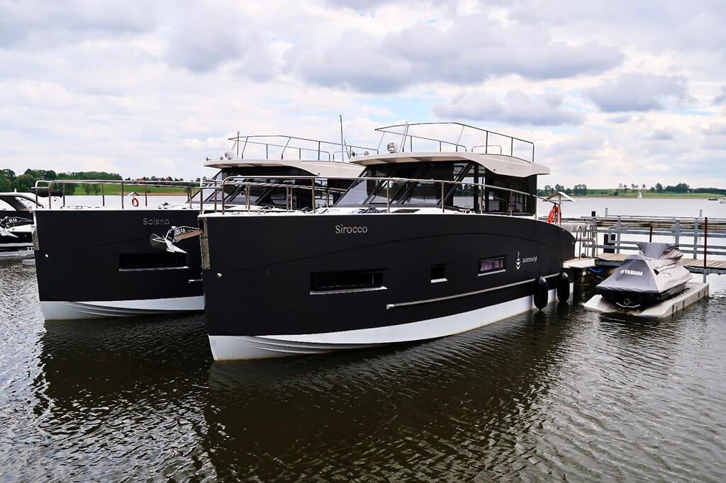 Wynajem jachtów - Solano, Siroco