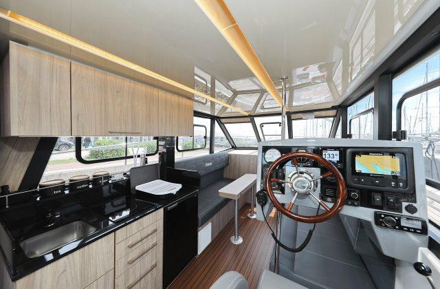 , Rezerwacja Jachtu Futura 40 150 KM