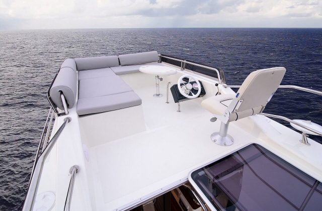 Scirocco i Solano, Motor yachts: Yacht charter without a patent – Masuria